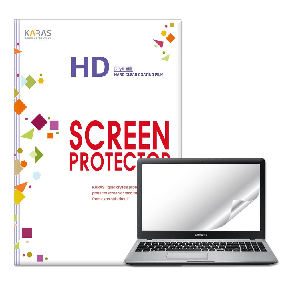 카라스 고광택 노트북 액정보호필름 LG 13U580 13UD580용, 13.3in, 1개