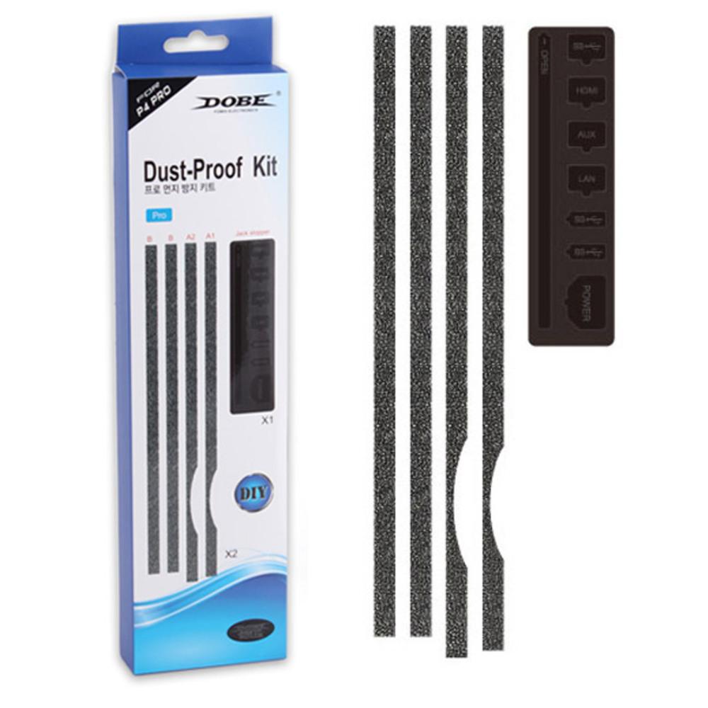 도브 PS4 DOBE 프로 먼지방지 키트 PRO전용, 단일 상품, 1개
