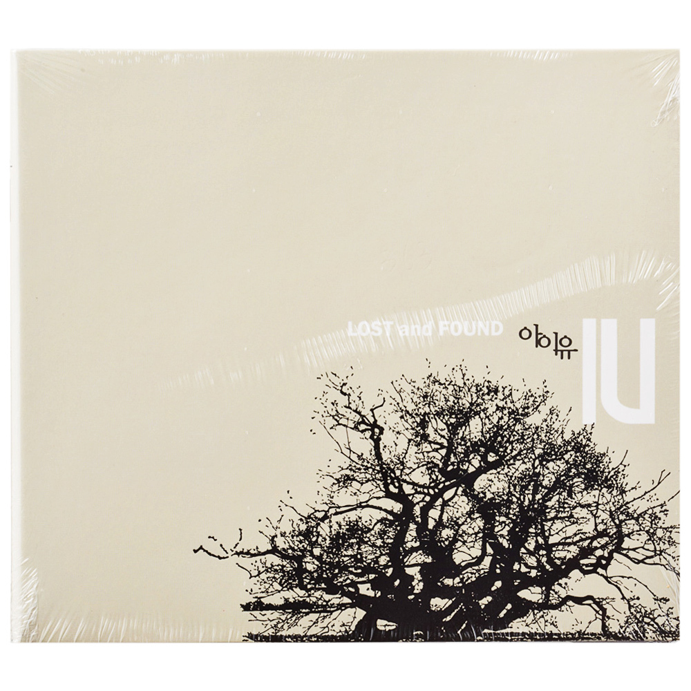 아이유 - LOST AND FOUND, 1CD