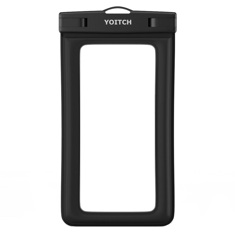 요이치 레릭 프리미엄 원터치 방수팩 YP-W300, 블랙, 1개