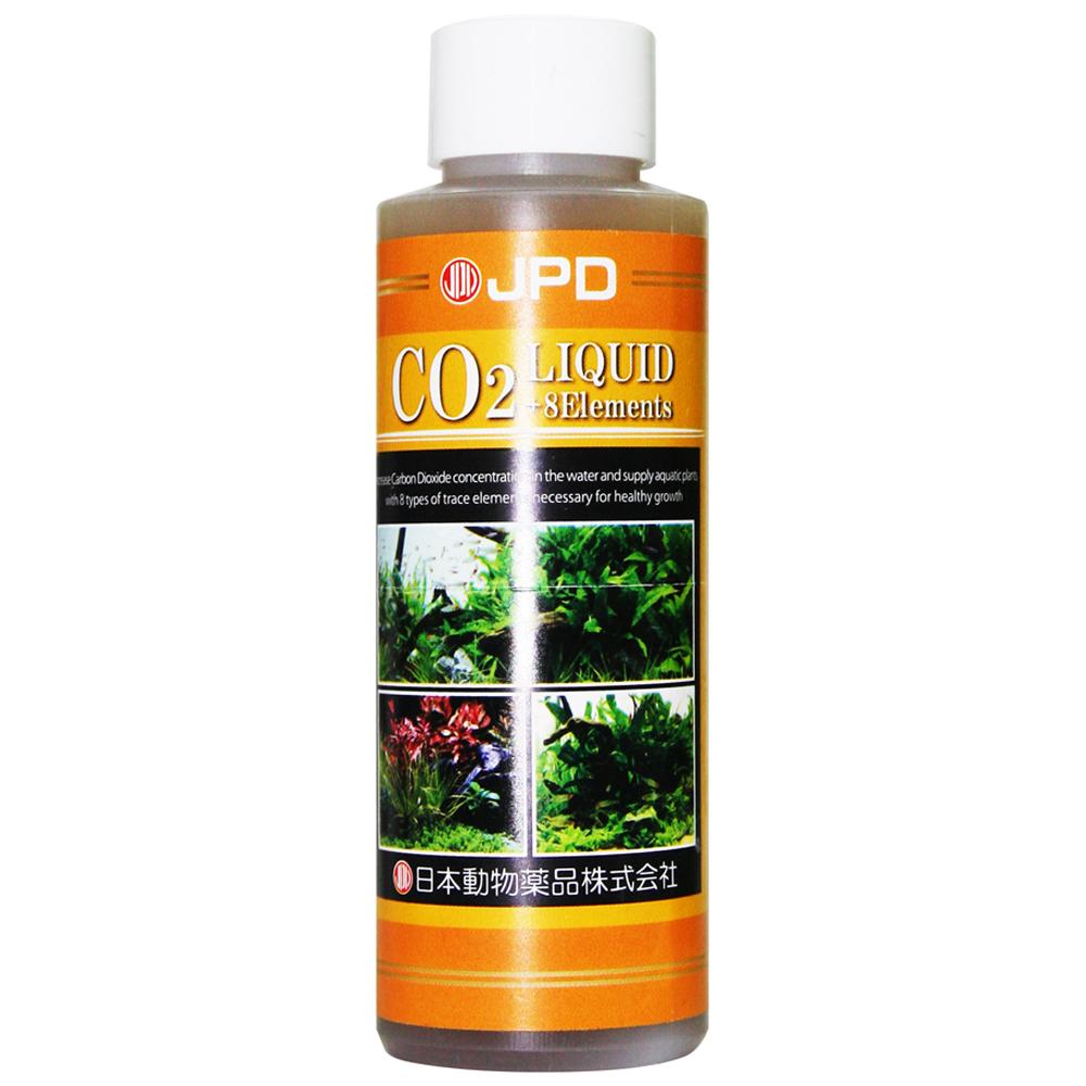 JPD 수초 성장용 Co2 액체 8가지 영양소, 1개