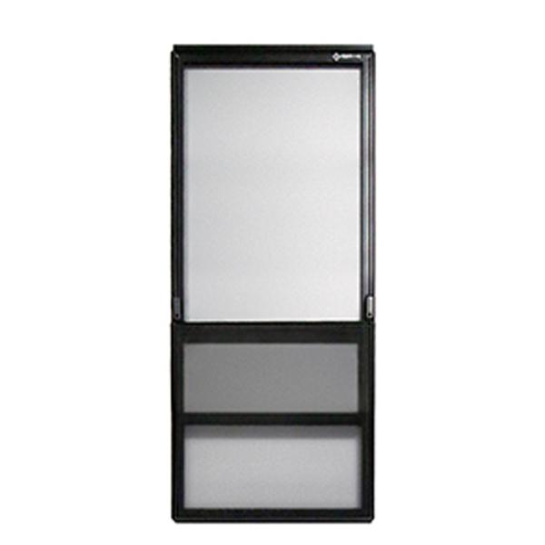 더블랙 프리미엄 자연환기창 이동식촘촘망기본형, 1세트