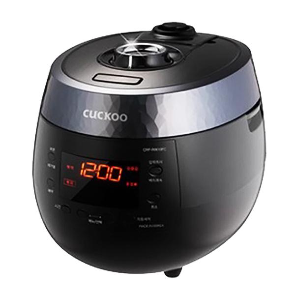 쿠쿠 열판 전기 압력 밥솥 6인용 캐비어블루, CRP-R0610FC
