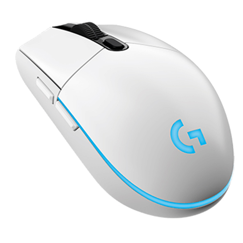 로지텍 Prodigy 유선 게이밍 마우스, 화이트, G102