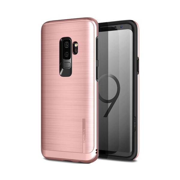 오블릭 갤럭시S9 S9플러스 슬림메타 휴대폰 케이스 로즈골드