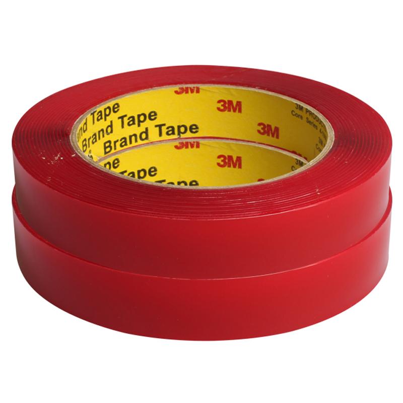 쓰리엠 양면테이프 투명 20mm 5m, 2개입