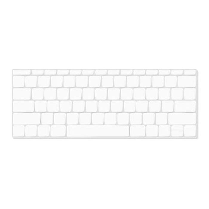 뉴비아 크리스탈 키스킨 실리콘 투명 LG노트북 15N540 시리즈, 단일 색상, 1개