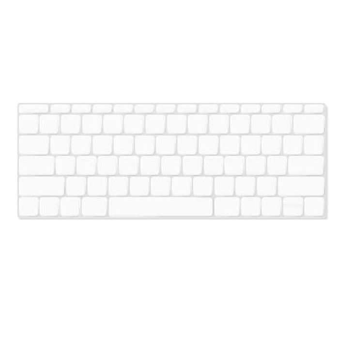 뉴비아 크리스탈 키스킨 실리콘 투명 LG노트북 15U480 시리즈, 단일 색상, 1개