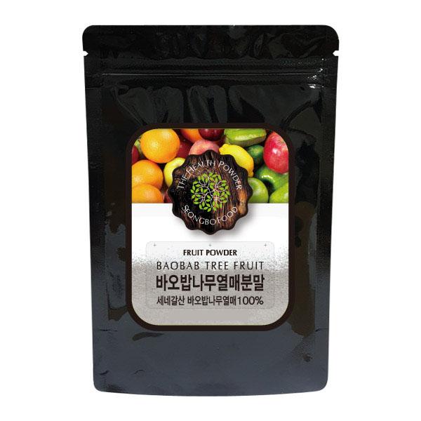 성보식품 바오밥나무열매 분말 세네갈산, 150g, 1개