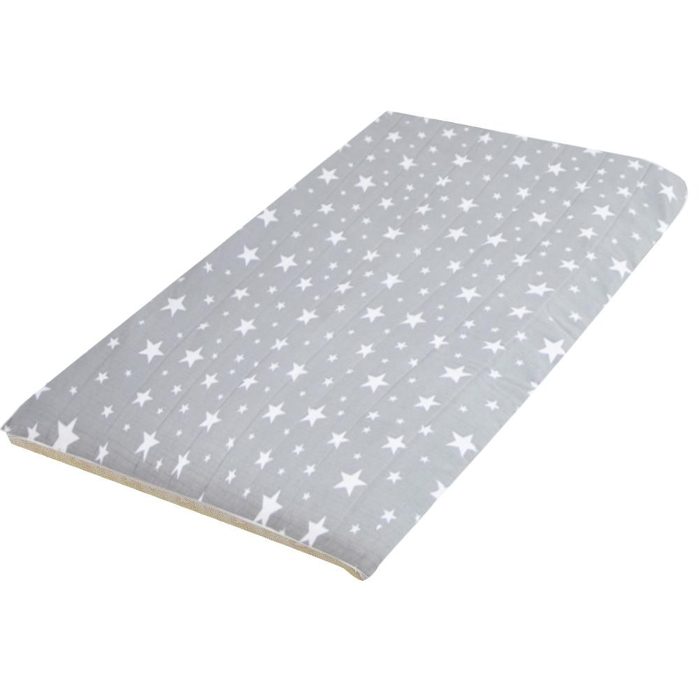 팜파스 메모리폼 매트 + 겉커버 스타그레이 MS, 혼합 색상, 3cm