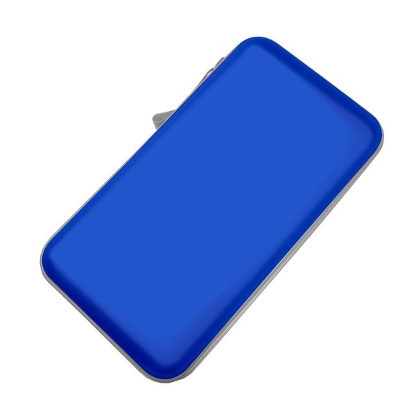 노트케이스 80매 수납 CD 케이스 NCD-8002, NCD-8002(블루)