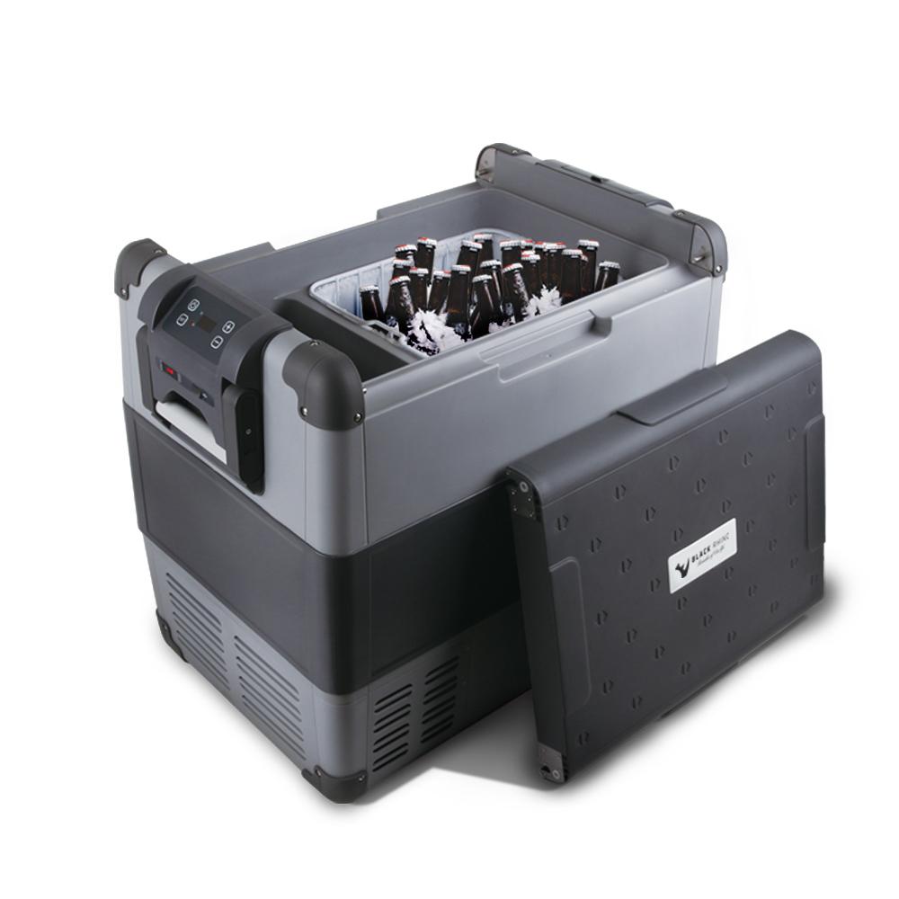 블랙라이노 프리미엄 맥스쿨 차량용 냉동 냉장고 75L, YT-B-02-16-75