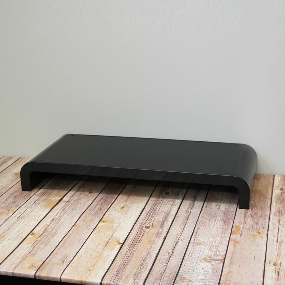 큐빅스 2 모니터받침대, 블랙