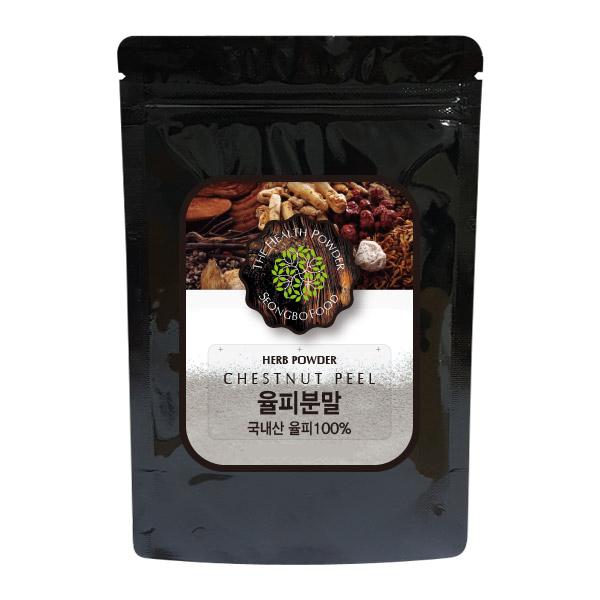 성보식품 율피 분말 국내산, 150g, 1개