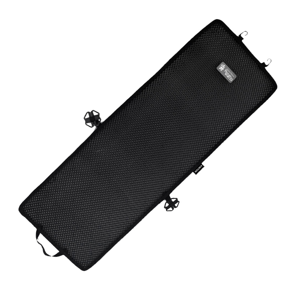킨톤 에어로드 쿨썸 차량용 통풍시트 Q700, BLACK, 1개