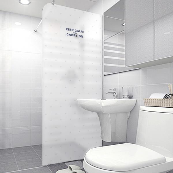 디자인수풀 샤워 윈도우 북유럽스타일 시트지 SW432, 혼합 색상