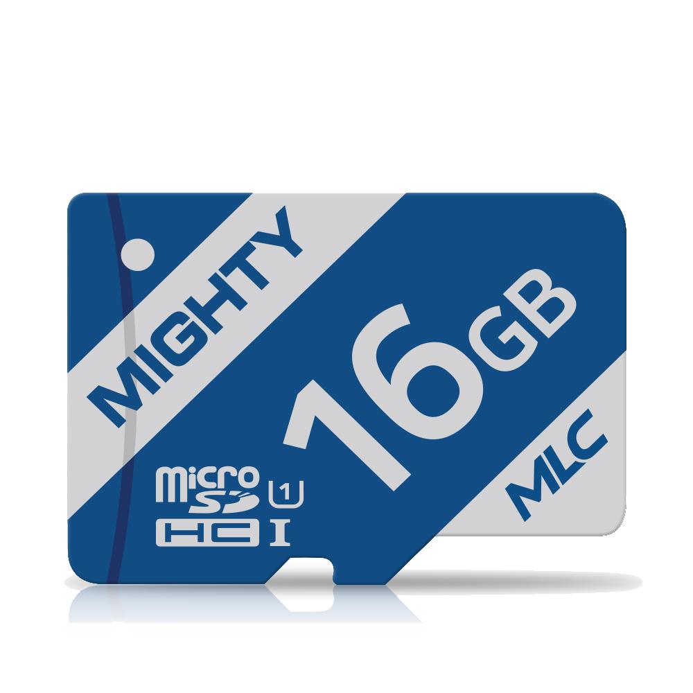 마이티 Micro SD MLC 블랙박스용 16GB