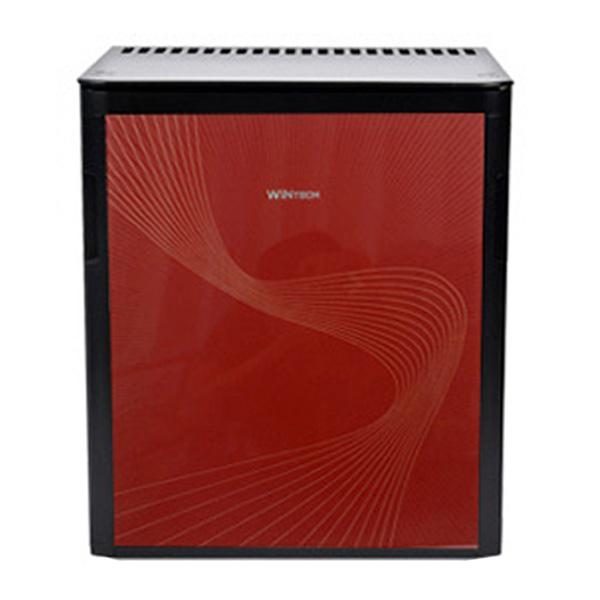 윈텍 화장품 냉장고, WC-20C(레드)