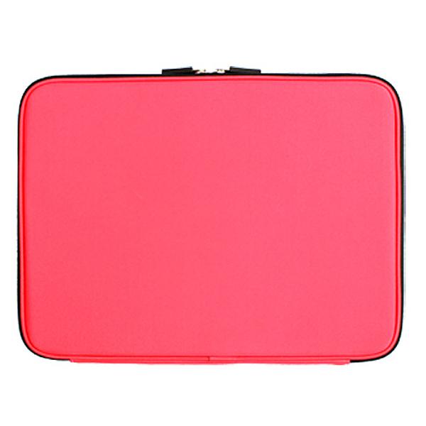 바리에 폴라리스 슬림 LG전자 그램 노트북 파우치, Orion Pink, 13in