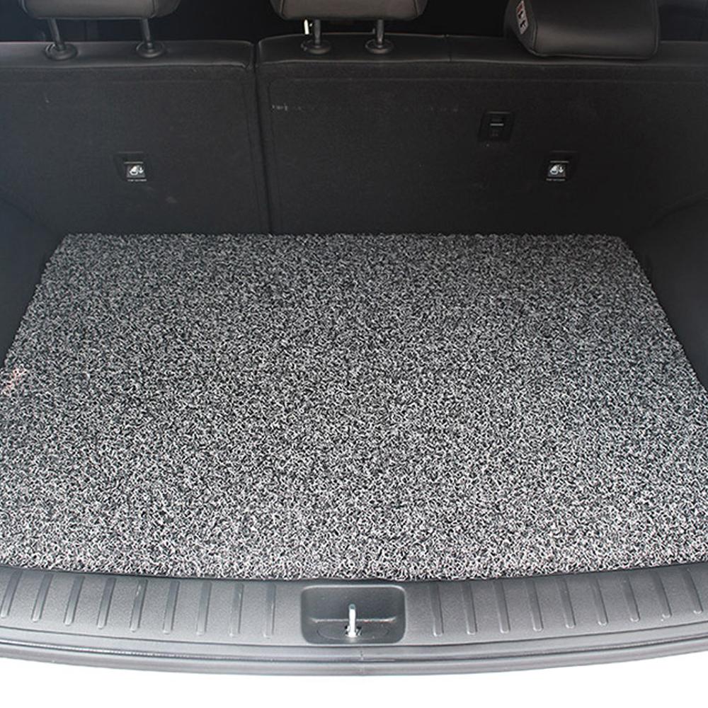 라임 코일 트렁크매트 두께 12mm 그레이블랙, 현대, 그랜저IG
