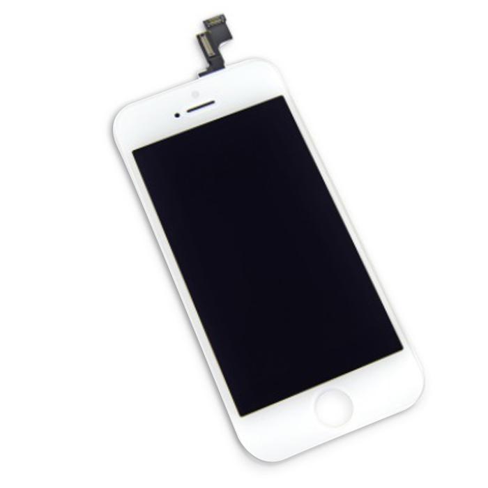 아이픽스잇 아이폰 SE 호환 수리액정 일반형, 화이트, 1개