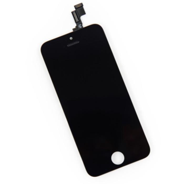 아이픽스잇 아이폰 SE 호환 수리액정 일반형, 블랙, 1개