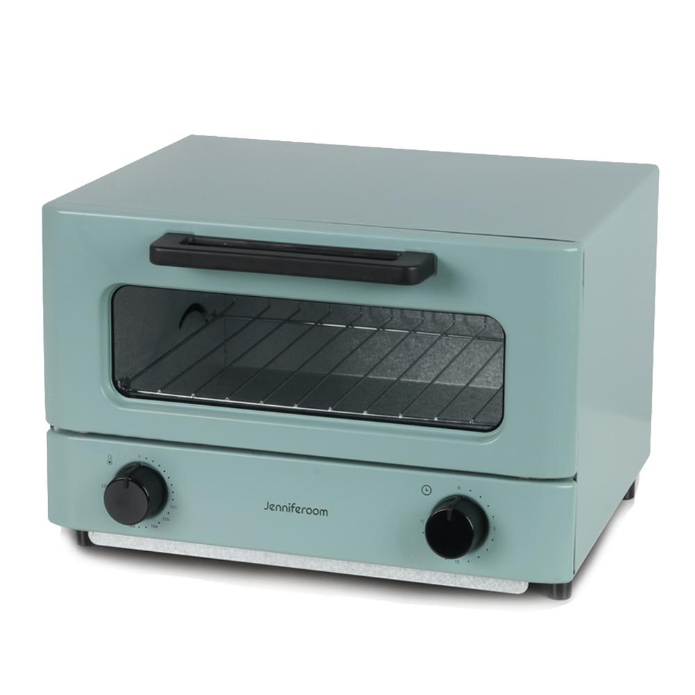 제니퍼룸 컴팩트 오븐 토스터, JOT-M81510OV(올리브)