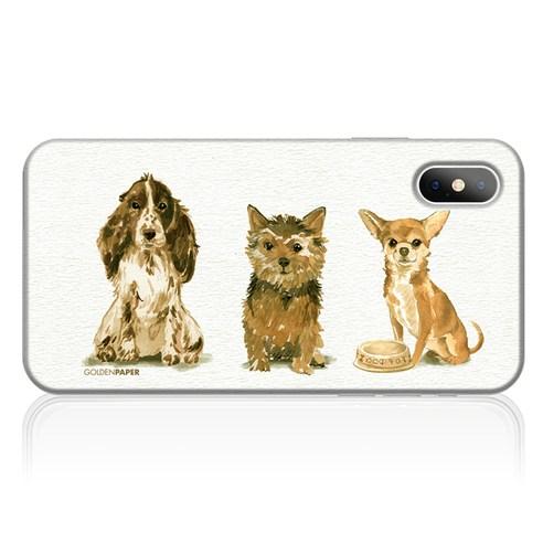 이니셜 강아지 케이스-형제_006_(아이폰 갤럭시 LG) 갤럭시 S8+
