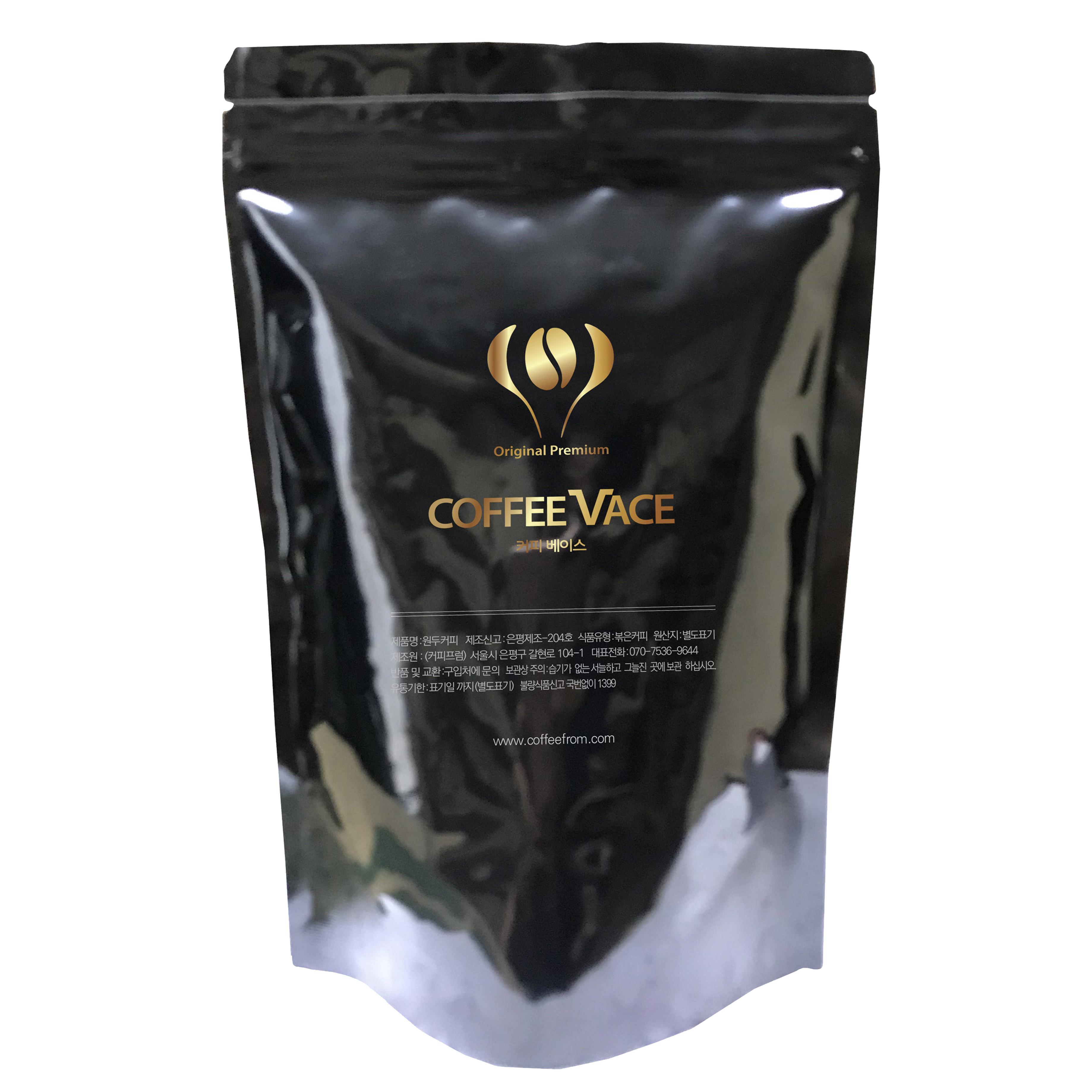 커피베이스 로얄 다크블랜딩 분쇄 커피, 에스프레소용, 500g