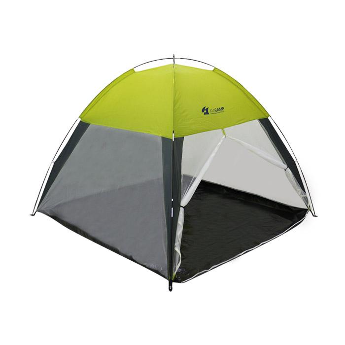 조아캠프 모기장 텐트 중 CT122, 그린, 6~7인용