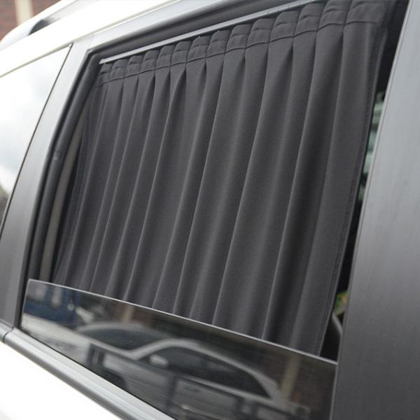 레드블랙 심플 자동차커튼 S 50 x 40 cm, 1개