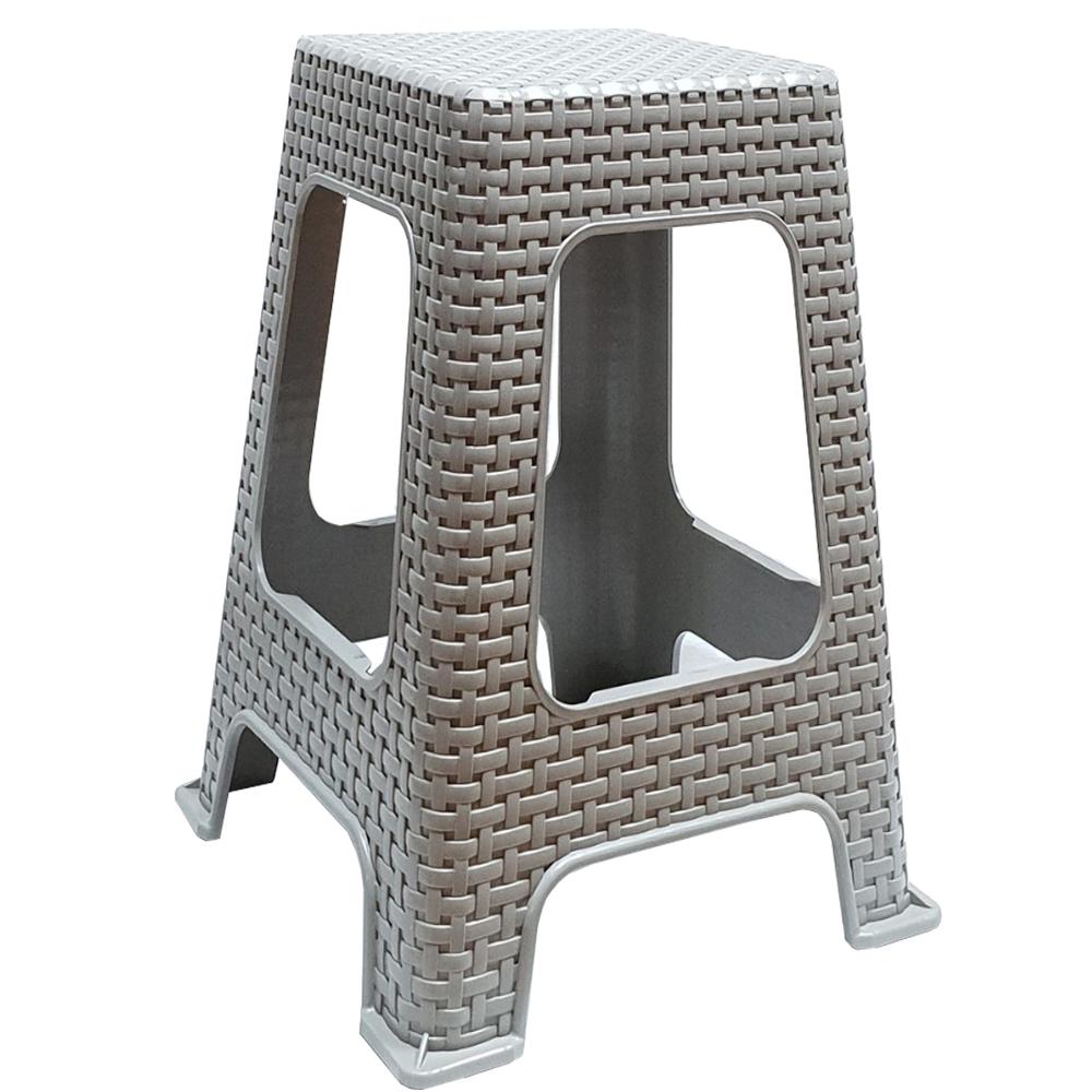투에이산업 라탄 의자, 쿨그레이