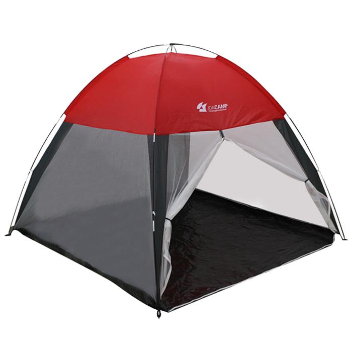 조아캠프 모기장 텐트 대 CT123, 레드, 7~8인용-30-101493344