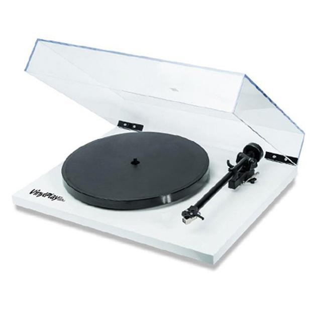 플렉손 VinylPlay 턴테이블, White