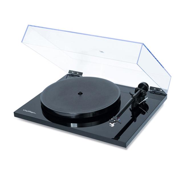 플렉손 VinylPlay 턴테이블, Black