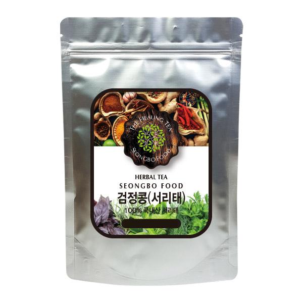 성보식품 국내산 검정콩 서리태 약콩, 600g, 1개