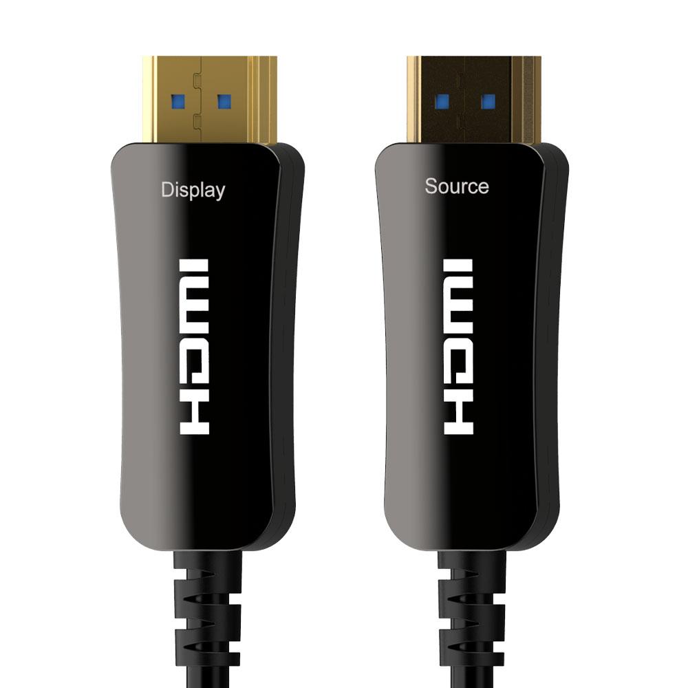 벤션 프리미엄 광 HDMI 2.0b 케이블 HDR 4K 3D, 1개, 50m