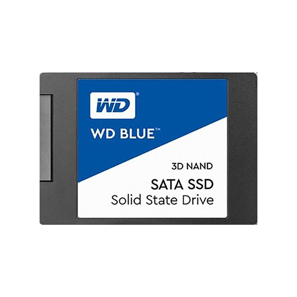 WD BLUE 3D NAND SATA SSD, WDS250G2B0A, 250GB
