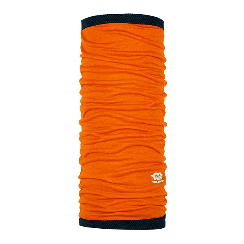 P.A.C 메리노 셀울 Pro 멀티스카프 8871-220, Bight Orange