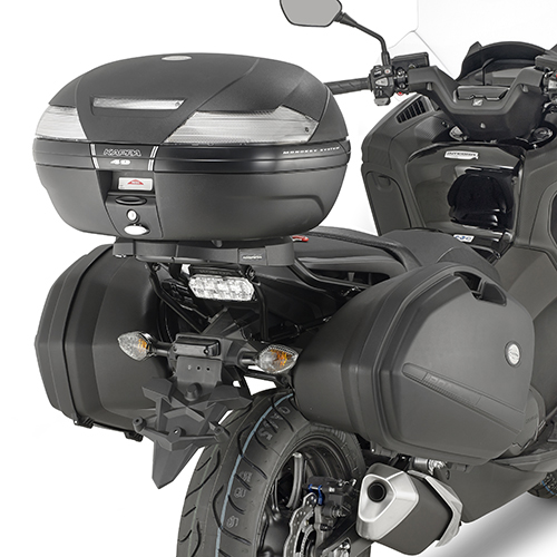 KAPPA 브라켓 오토바이 외장부품 HONDA Integra750 16 용 KLX1150, 1세트