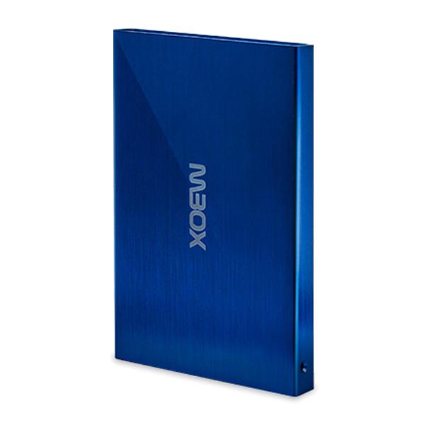 유니콘 2.5 외장하드 케이스 HC-3000S, HC-3000S(블루)