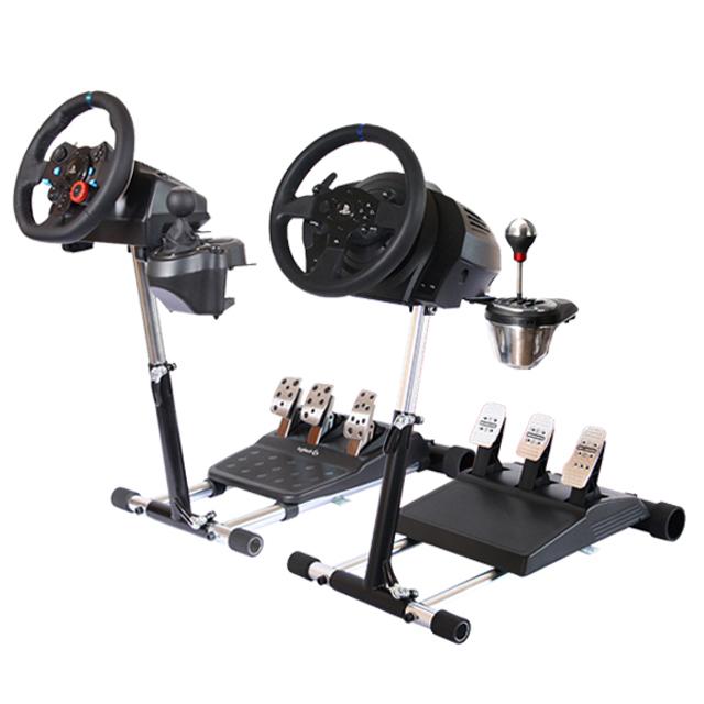 휠스탠드프로 로지텍용 레이싱 휠, 단일 상품, 1개