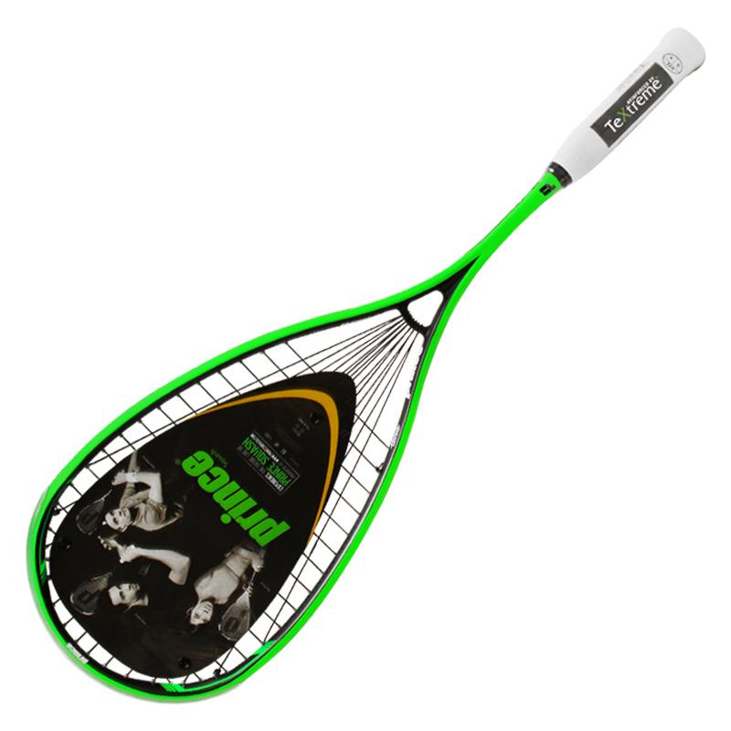 프린스 텍스트림 프로 비스트 파워바이트 750 스쿼시라켓, 그린