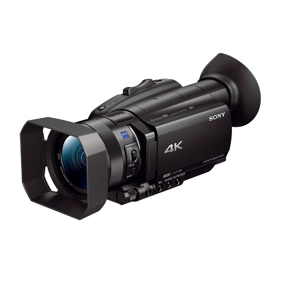 소니 4K 플래그십 핸디캠 FDR-AX700