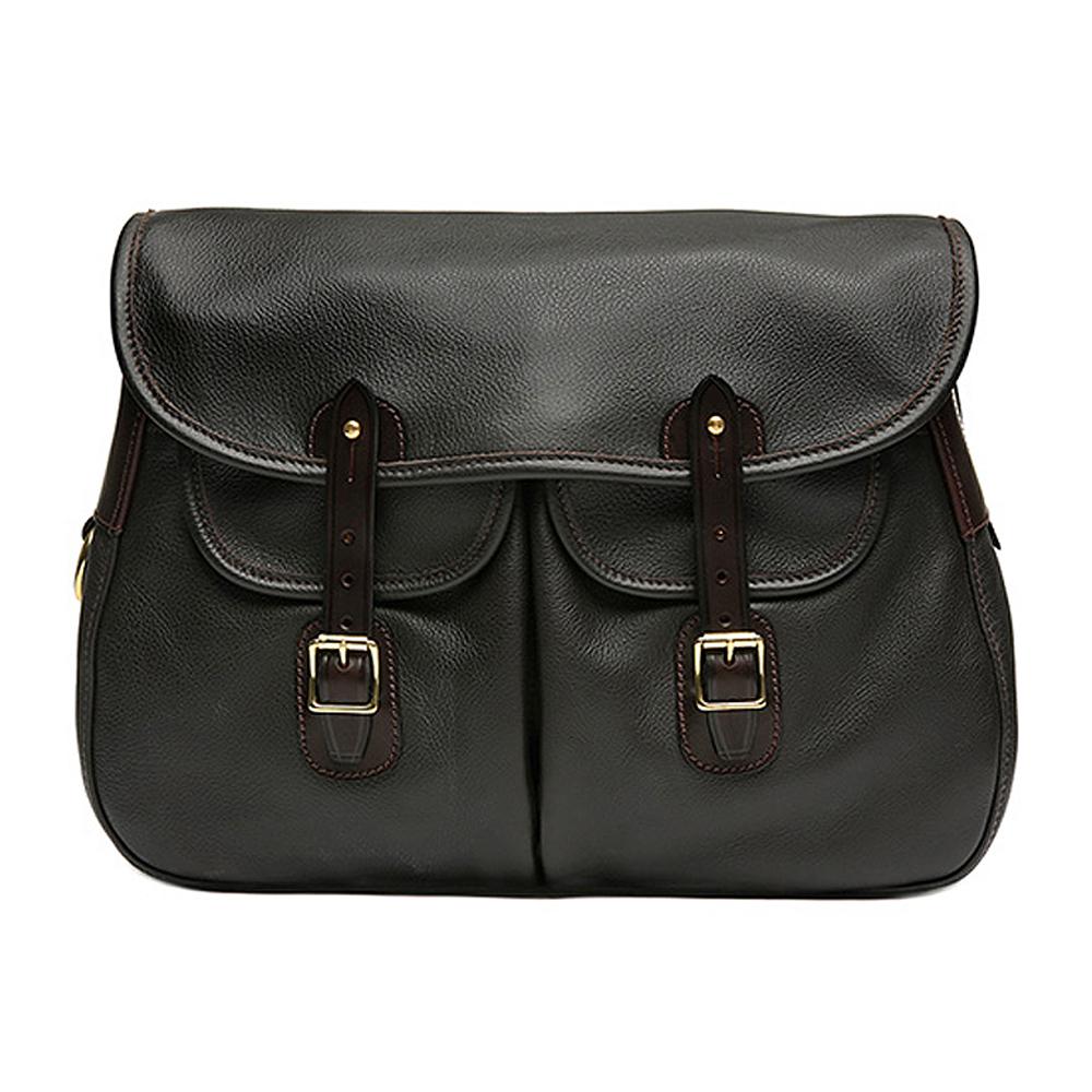 브래디 Ariel Trout Leather Large Bag 카메라 가방, Chestnut