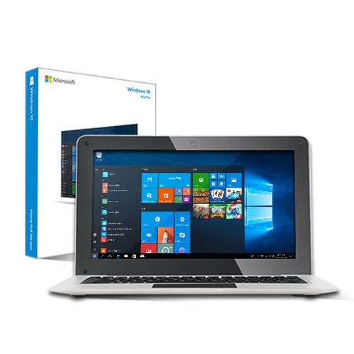 아이뮤즈 노트북 StormBook 11 Pro (ATOM Z8350 26.9cm eMMc 32GB), 2GB, WIN10 Home, 그레이(무선마우스 + 키보드스킨 + 파우치)