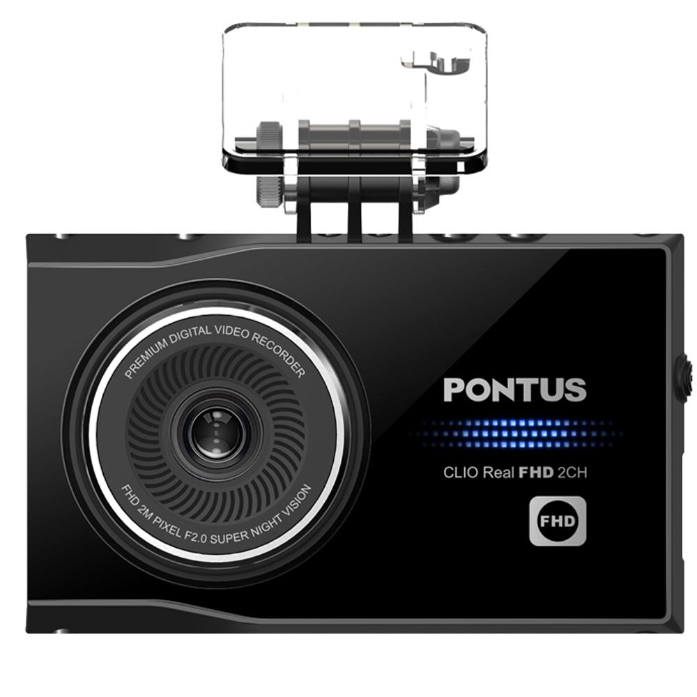 현대폰터스 블랙박스 클리오 자가장착 R810DL + GPS