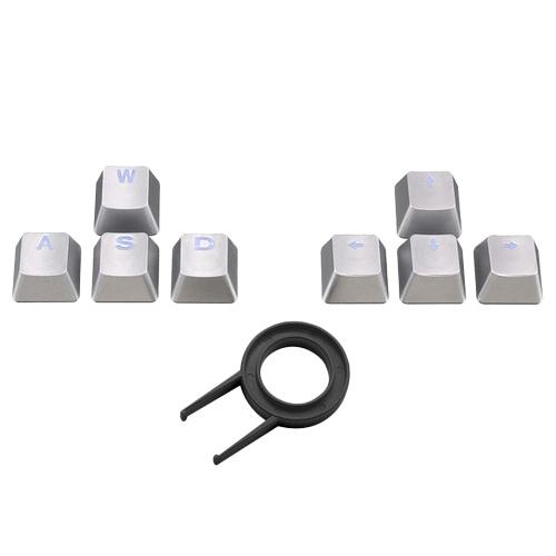 쿠거 Metal Keycaps, 단일 상품, 혼합 색상