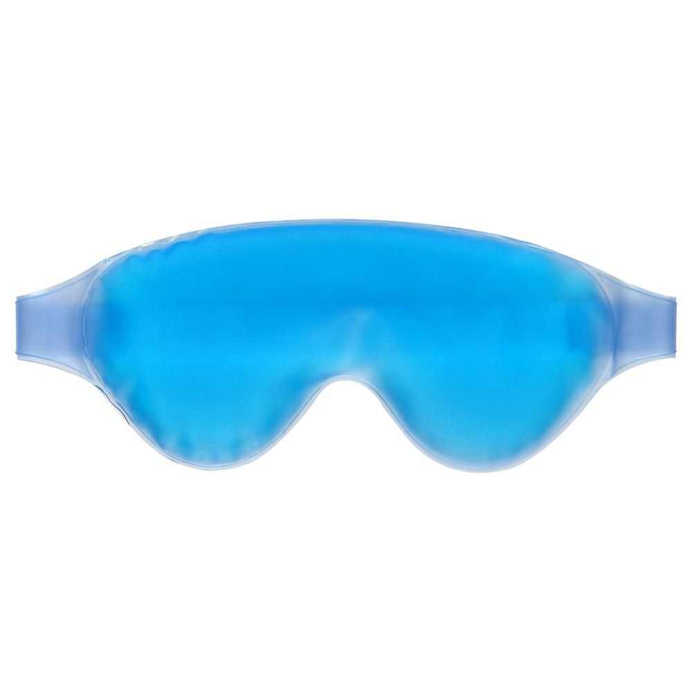 AMC 눈 냉온 찜질팩 아이마스크 블루, 1개입, 1개