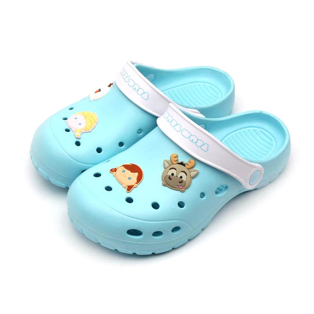 디즈니 유아동용 썸썸 겨울왕국 솜사탕 EVA 샌들
